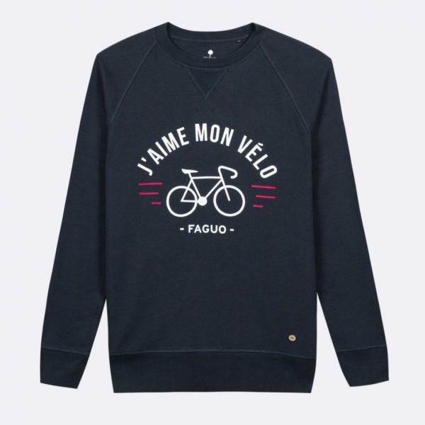 darney-sweat-col-rond-en-coton-recycle-j-aime-mon-velo-marine