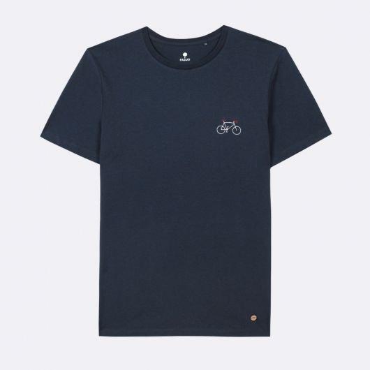 t-shirt-velo-en-coton-marine