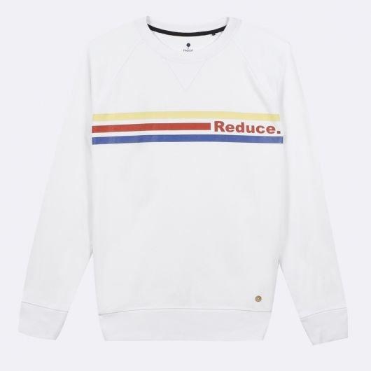 darney-sweat-col-rond-en-coton-recycle-reduce-blanc