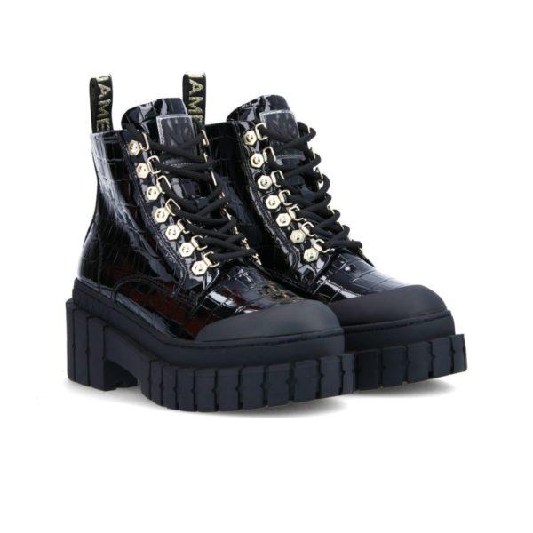 kross-low-boots-patent-kroko-black