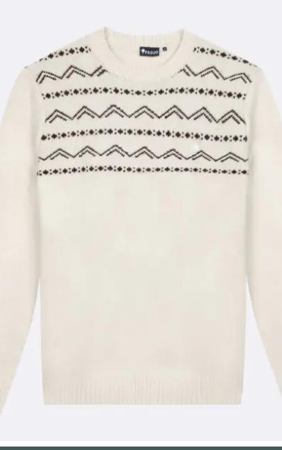 pull blanc 1